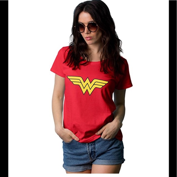 Wonder Woman Plus Size T Shirts Ibovnathandedecker